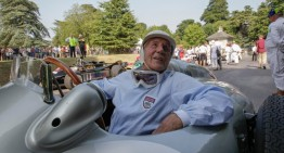 Stirling Moss, 85: The Everlasting Gentleman of Speed