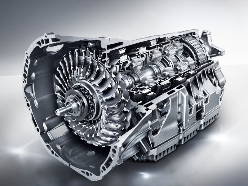 New-9 speed gearbox: The more the better ?