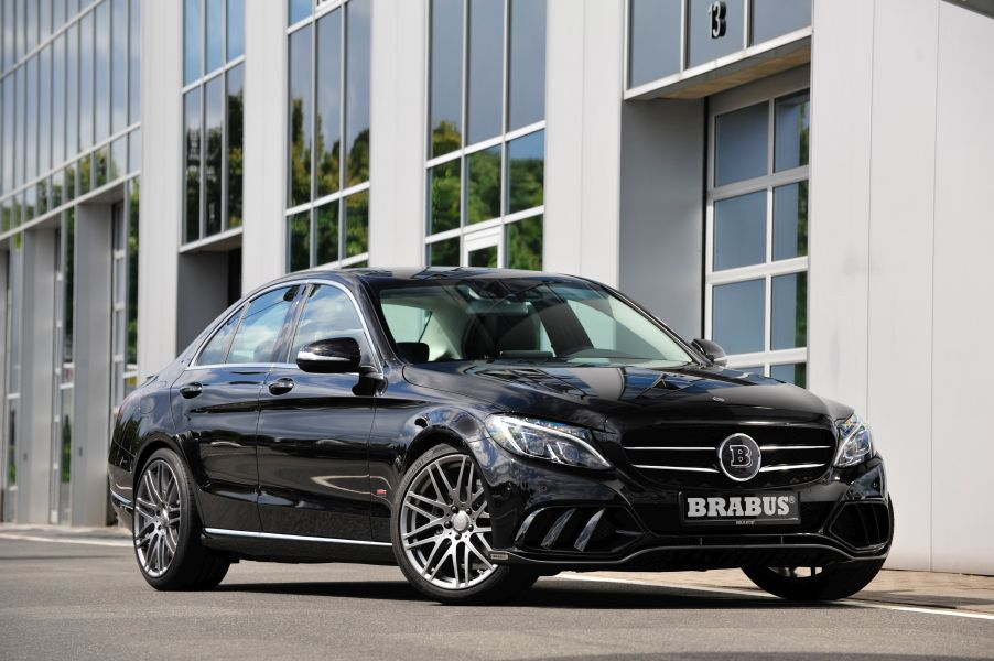 Mercedes C Class from Brabus