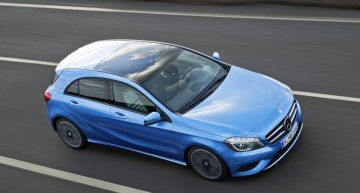 First review Mercedes A 180 CDI: a successful transplant