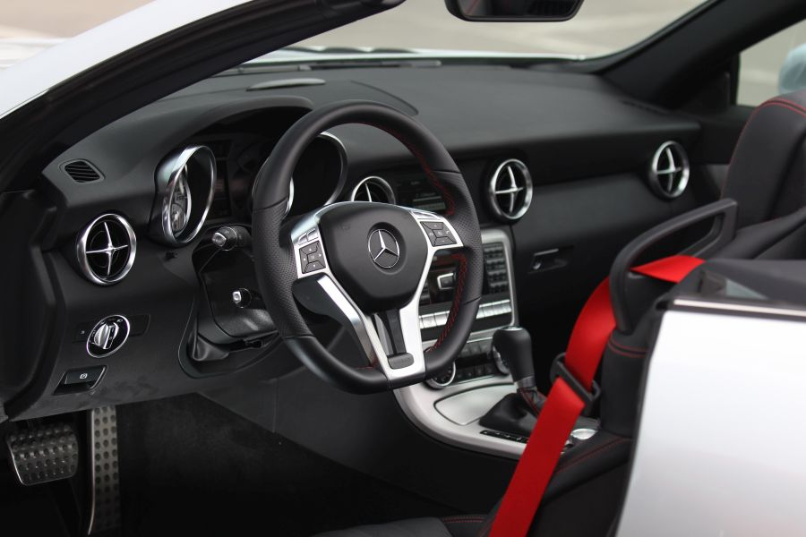 Drive Test Slk 250 2
