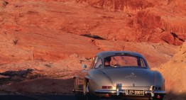 Poetry in motion – Mercedes-Benz 300 SL Gullwing