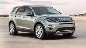 Land Rover Discovery Sport vs. Mercedes-Benz GLK - 2014 Paris Motorshow - Mercedesblog