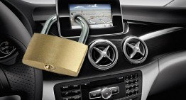 Mercedes Against the Hackers