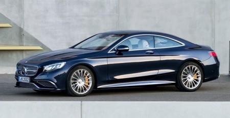 Mercedes-Benz S 65 AMG V12 Coupe - 2014 Paris Motorshow - Mercedesblog