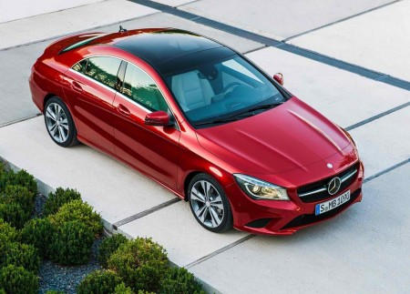Mercedes-Benz CLA sales USA - mercedesblog