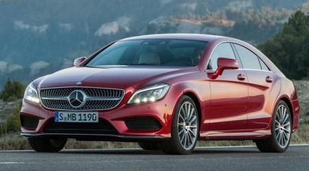 Mercedes-Benz CLS facelift - 2014 Paris Motorshow - Mercedesblog