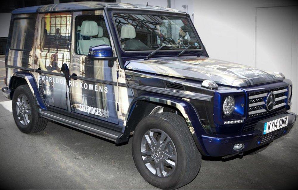 Mercedes-Benz London Fashion Week