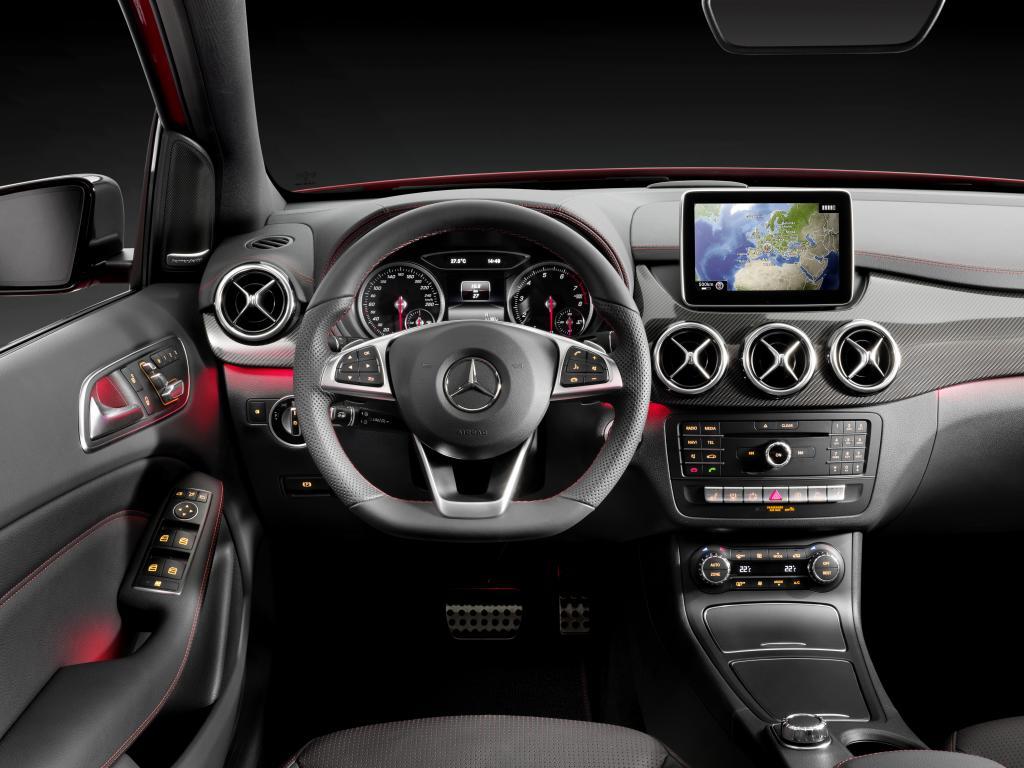 Mercedes Clasa B 44