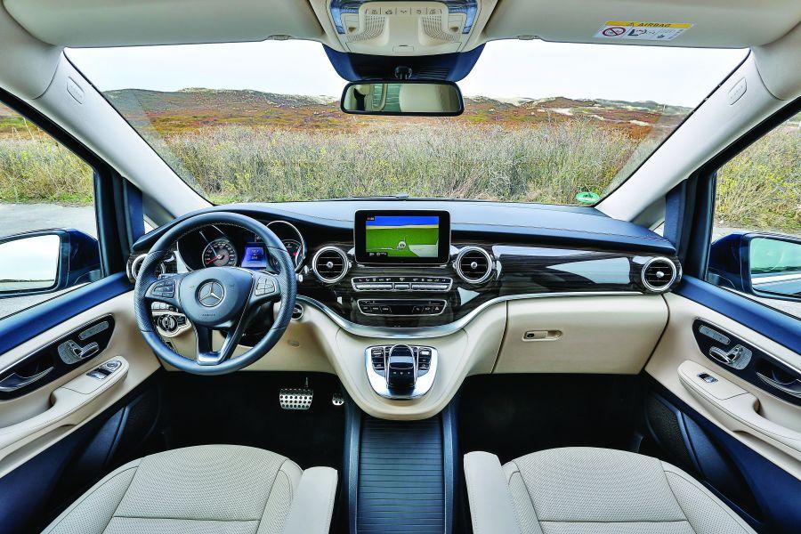 Mercedes Clasa V 4