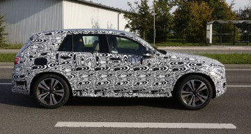 First photos of the all new Mercedes-Benz GLC, heir of GLK