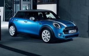 Mini 5 doors vs. smart forfour - 2014 Paris Motorshow - Mercedesblog