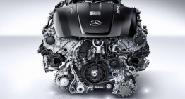 510 HP for the New AMG 4-litre V8 Biturbo Engine