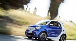 Smart fortwo/forfour: The Urban Lesson