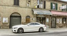 S-Class Coupe: The Pinnacle of the Car Industry