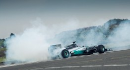 The Mercedes That Tried To Take Off
