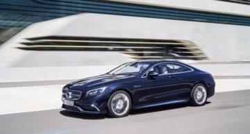 S 65 AMG Coupe: the summum of car industry