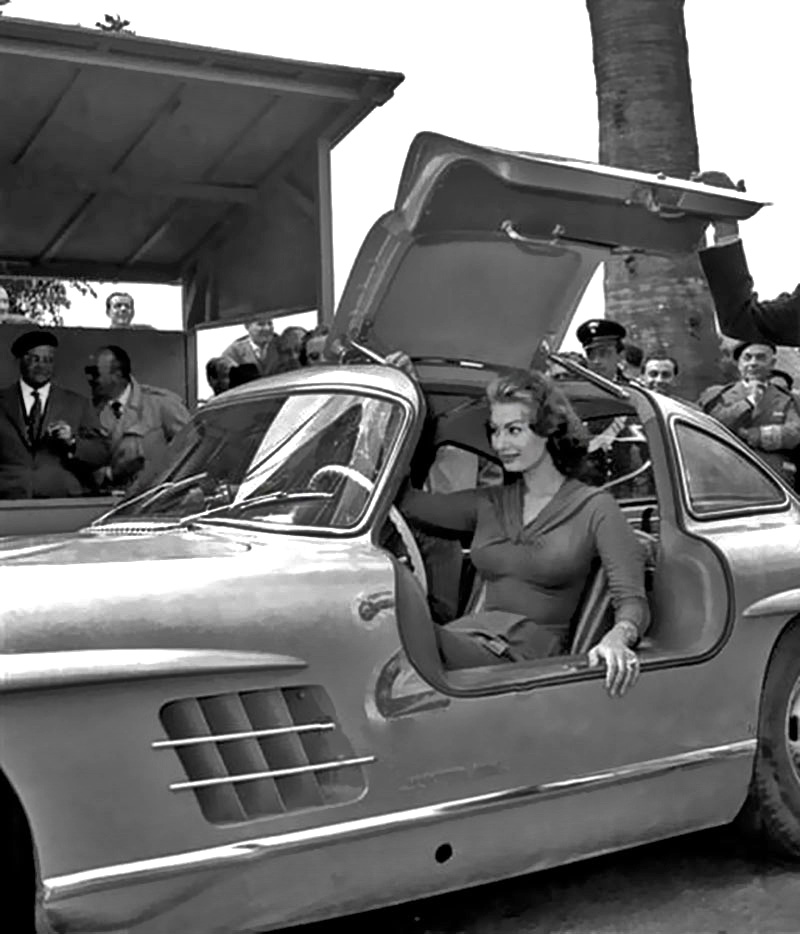 Famous Owners Of 300 SL