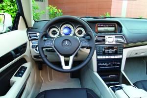 Test E 250 CDI Cabrio 2