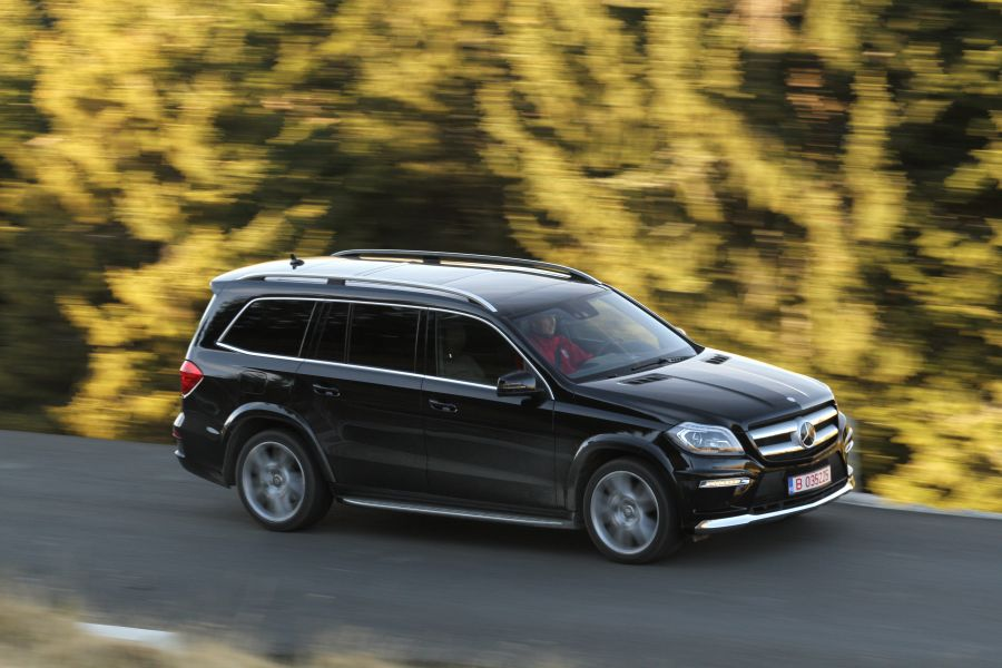 Test drive GL 350 Bluetec: the S-Class of the SUV Segment