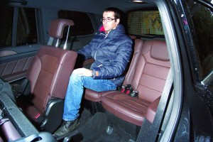Test GL 350 Bluetec 7