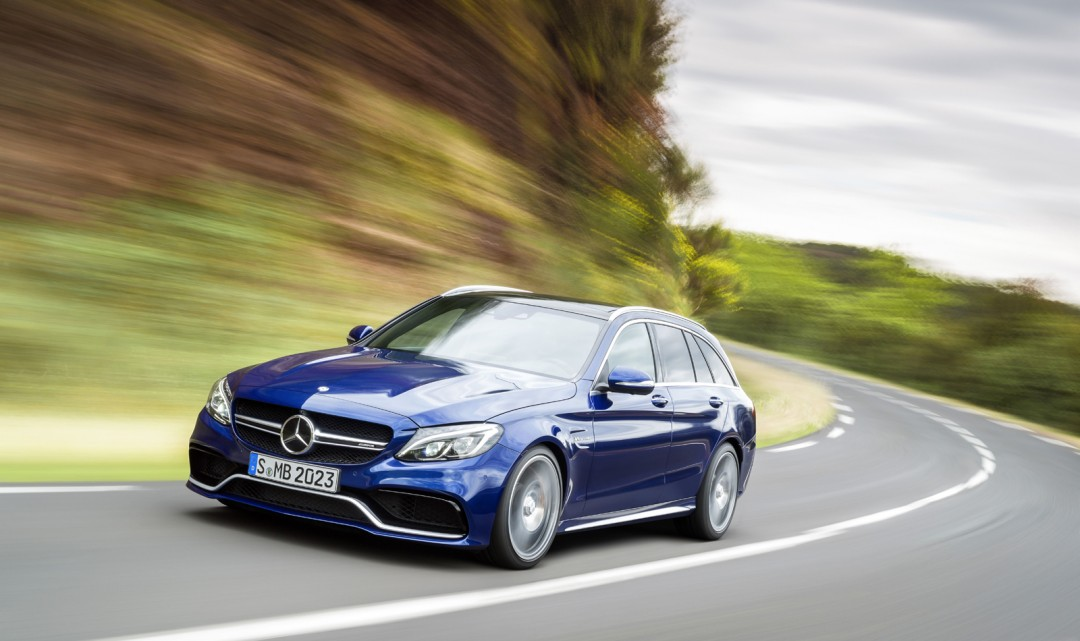 Good news for Mercedes-Benz. New sales record in April
