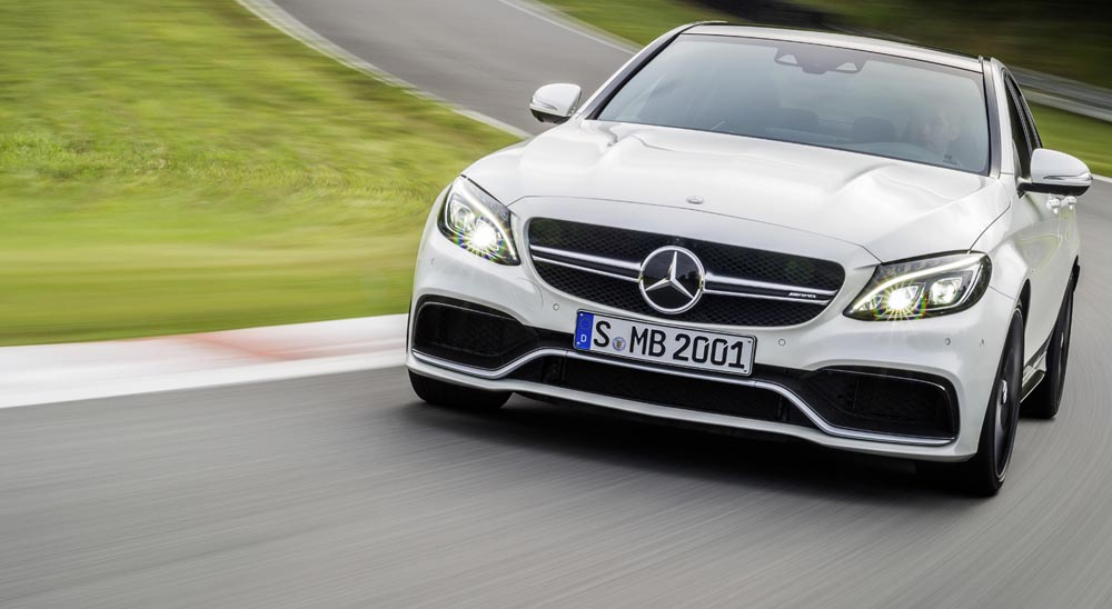The New Mercedes-AMG C63 & C63 S: Power Means Refinement and Sophistication