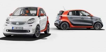smart fortwo forfour - 2014 Paris Motorshow - Mercedesblog