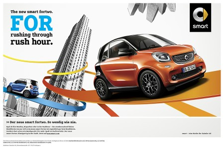 smart fortwo, C453