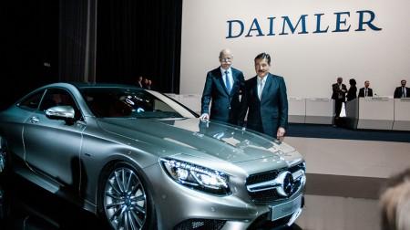 Daimler AG, Hauptversammlung, 09.04.2014 in Berlin