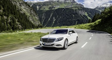 The winner takes it all – The S-Class and the E-Class get the Auto Express New Car Awards