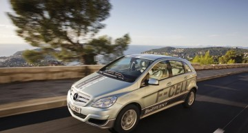 300,000 km For The B-Class F-Cell Electric Vehicle