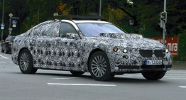 BMW Answer to the Mercedes-Benz GL: the BMW X7
