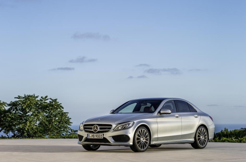 On its way to the top – Mercedes outsells Audi