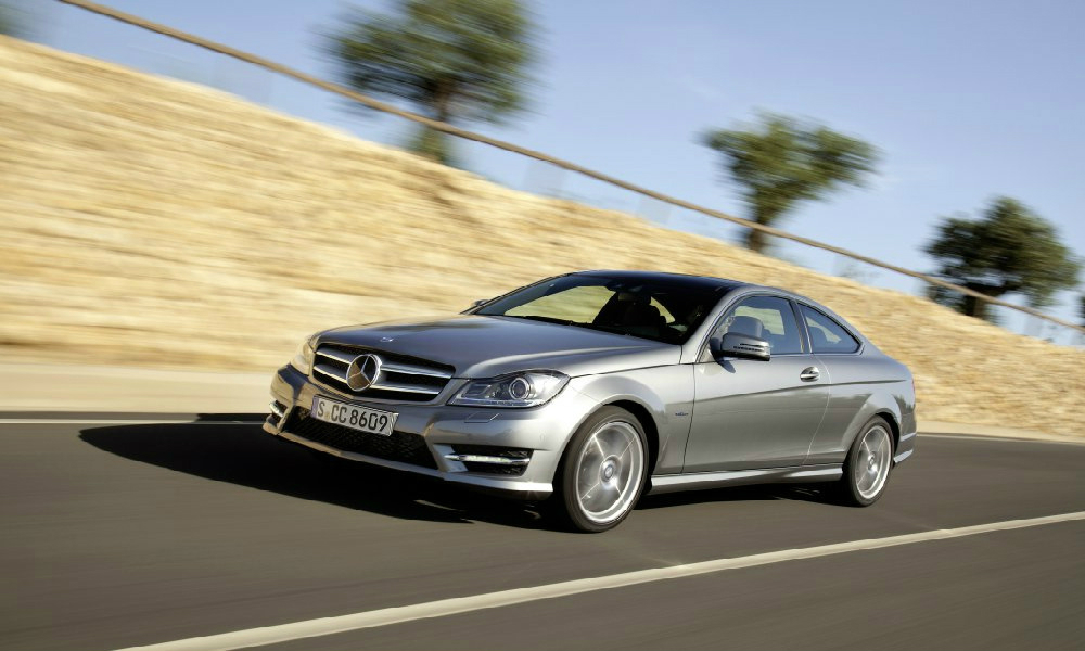 Mercedes-Benz, Four Design Awards