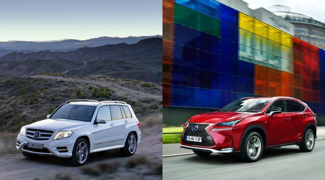 The Lexus NX – A New Rival in the GLK Segment