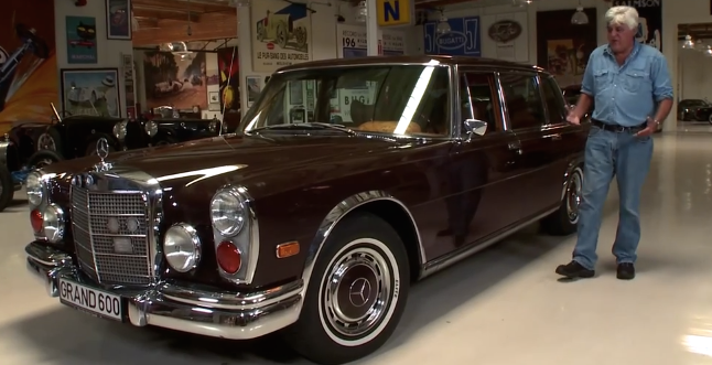 Mercedes-Benz 600: Jay Leno's Number One