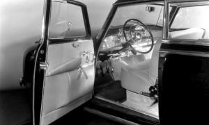 Mercedes-Benz Typ 300, 115 PS, Limousine, Bauzeit: 1951 bis 1954.