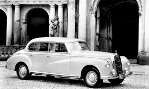 Mercedes-Benz Typ 300 Limousine, 1951 bis 1954