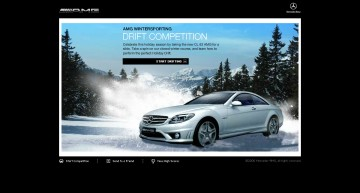 Mercedes-AMG Drift Competition on Your Computer