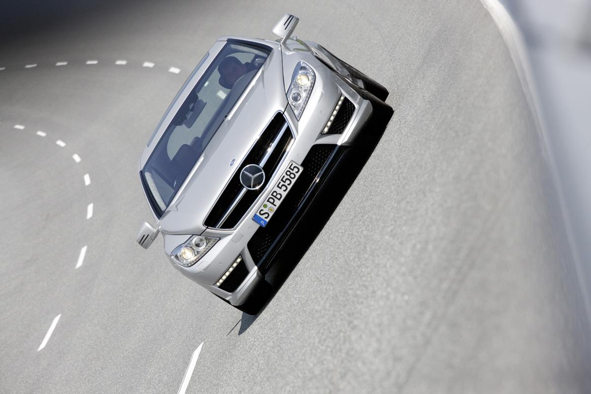 Mercedes-AMG Drift Competition | MercedesBlog.com
