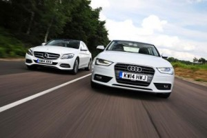 Mercedes-Benz C 220 BlueTec vs. Audi A4 TDI Ultra 1 - Mercedesblog
