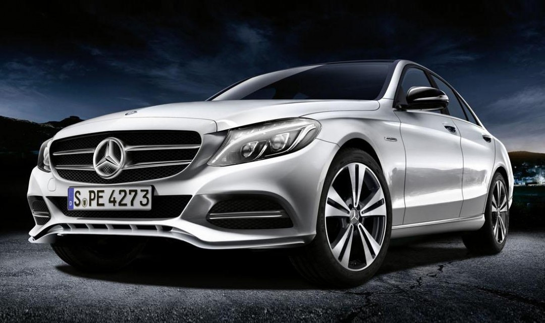 New styling accessories for mercedes benz c class for Mercedes benz c300 accessories