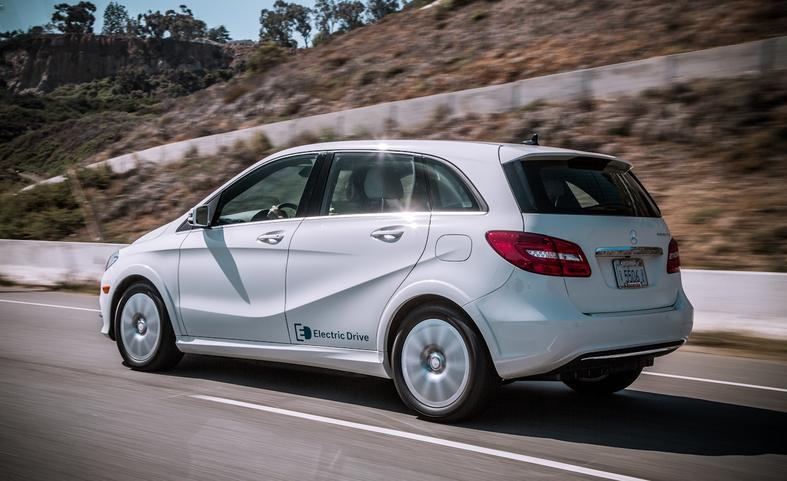 Mercedes-Benz Electric Drive vs BMW i3 - comparison test - Mercedesblog 106