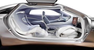 Zetsche to Reveal 2015 CES Mercedes Concept