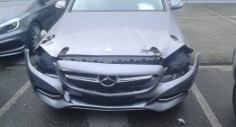 Watch Out for Mercedes Headlights Thieves in Netherlands