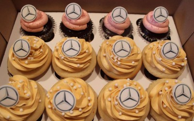 Grab a bite of Mercedes-Benz before you're set to drive.