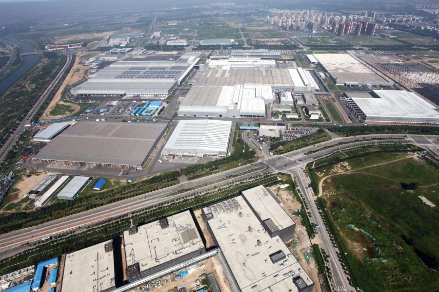 Daimler and BAIC will expand local production of Mercedes-Benz cars in China