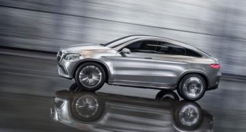 Mercedes-Benz Concept SUV Coupe: A Better X6