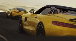 Rendered: The Future Mercedes AMG GT Roadster